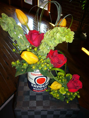Mavris Event - Florals designed by Royal Creations